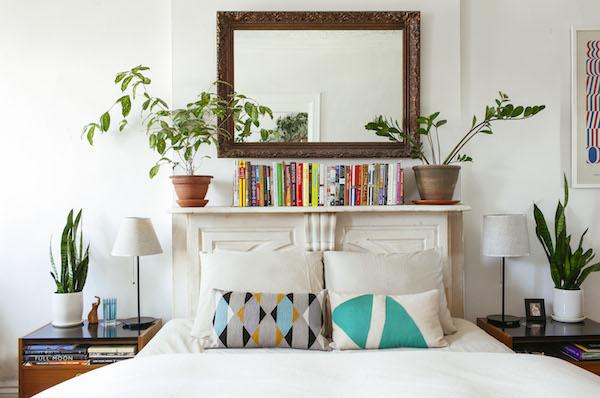 Mag je planten in je slaapkamer zetten?