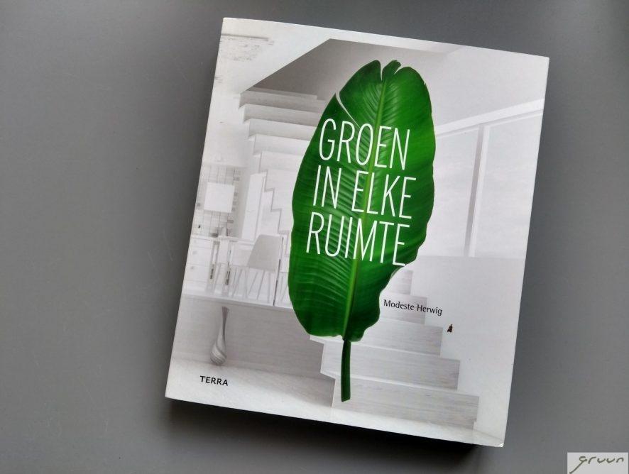 groen in elke ruimte boekcover
