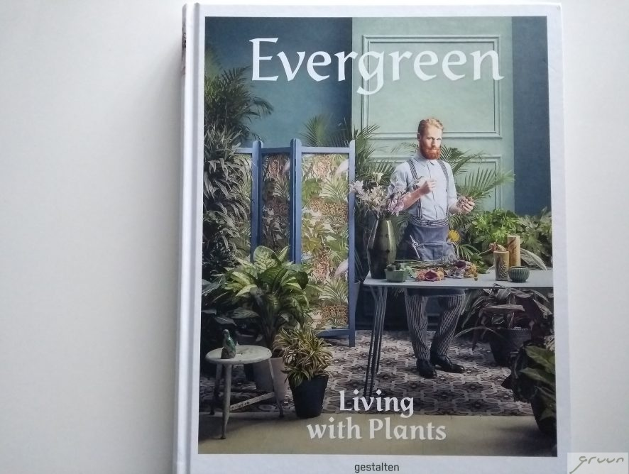 evergreen boek cover