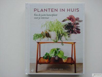 Boek review: Planten in huis