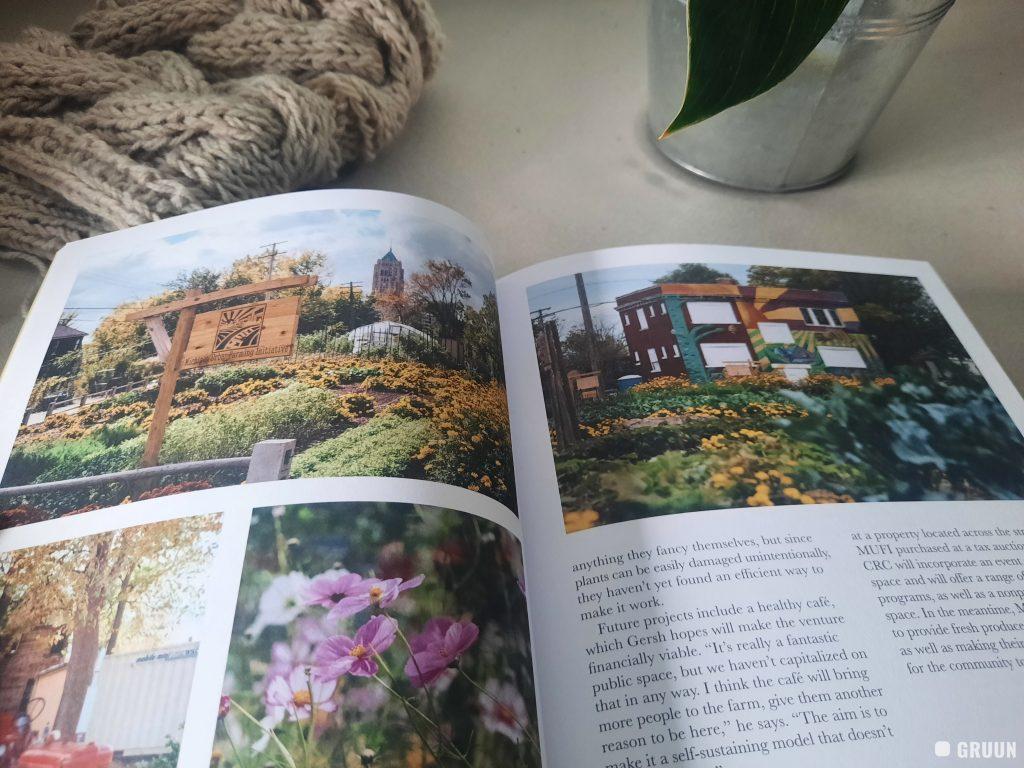 urban farmers boek